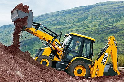 JCB Backhoe Loaders Guwahati