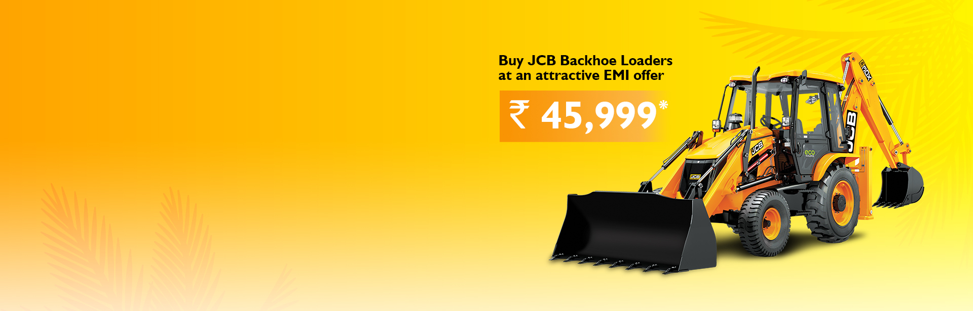 BHL Mega Summer Offer Guwahati Oja Earthmovers JCB